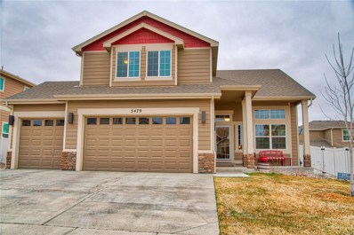 5479 Caribou Drive, Frederick, CO 80504 - MLS#: 7605068