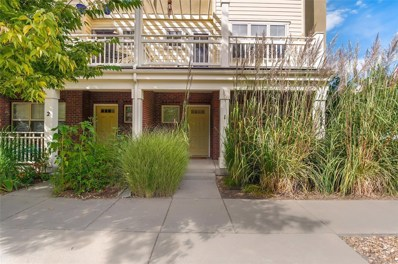 4527 W 37th Avenue UNIT 1, Denver, CO 80212 - MLS#: 7605815