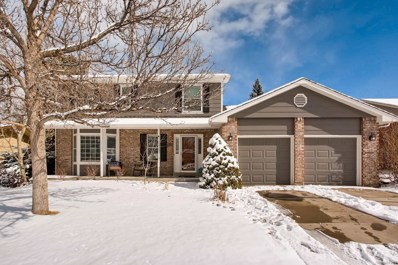 8124 S Harrison Circle, Centennial, CO 80122 - MLS#: 7607588