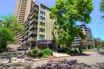 1175 Vine Street UNIT 605, Denver, CO 80206 - MLS#: 7607744