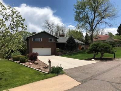780 Vista Lane, Lakewood, CO 80214 - #: 7608345