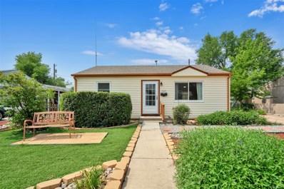 525 E Saint Elmo Avenue, Colorado Springs, CO 80905 - MLS#: 7609580