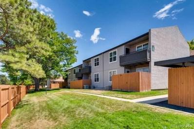 7105 S Gaylord Street UNIT A5, Centennial, CO 80122 - #: 7611702