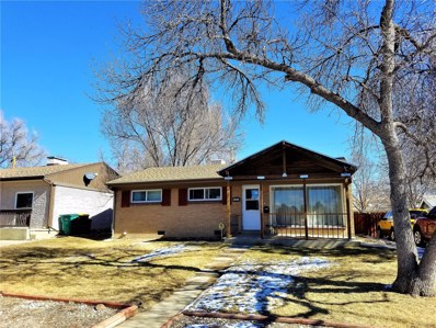 8520 Circle Drive, Westminster, CO 80031 - MLS#: 7612054