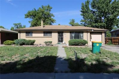 3151 Abilene Street, Aurora, CO 80011 - MLS#: 7615429