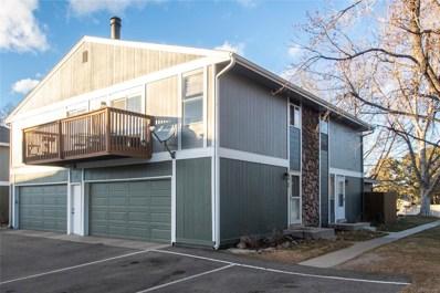 10001 E Evans Avenue UNIT 71D, Denver, CO 80247 - MLS#: 7615519