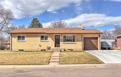 6755 Kline Street, Arvada, CO 80004 - MLS#: 7624838
