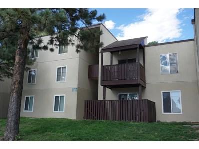 9995 E Harvard Avenue UNIT 215, Denver, CO 80231 - MLS#: 7627397