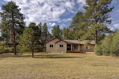 4160 Mohawk Drive, Larkspur, CO 80118 - MLS#: 7628240