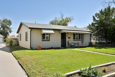 144 S 8th Avenue, Brighton, CO 80601 - MLS#: 7628357