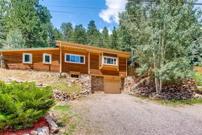 6847 S Brook Forest Road, Evergreen, CO 80439 - #: 7629981