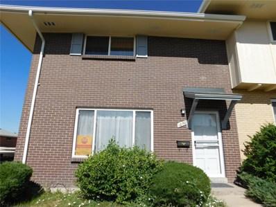 1070 W 88th Avenue, Thornton, CO 80260 - MLS#: 7633305