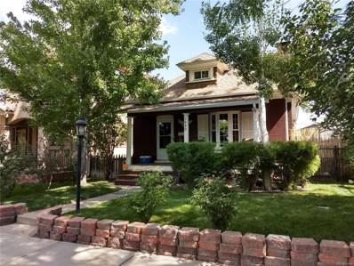 1640 S Emerson Street, Denver, CO 80210 - MLS#: 7636515