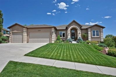 4255 Saddle Rock Road, Colorado Springs, CO 80918 - MLS#: 7639753