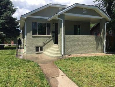 3715 N Vine Street, Denver, CO 80205 - #: 7639887