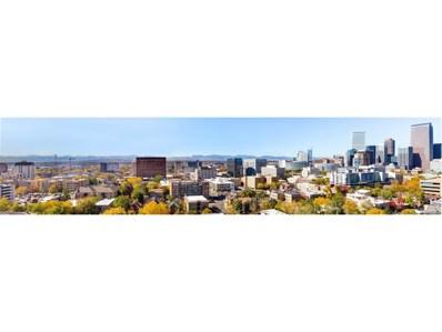 550 E 12th Avenue UNIT 1607, Denver, CO 80203 - MLS#: 7640828
