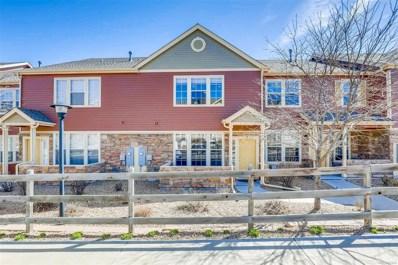 12743 Leyden Street UNIT D, Thornton, CO 80602 - MLS#: 7644093