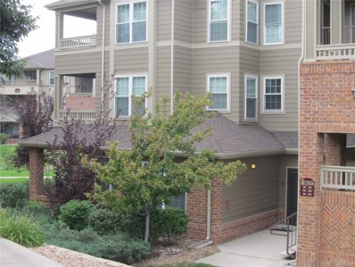 12826 Ironstone Way UNIT 201, Parker, CO 80134 - MLS#: 7646126