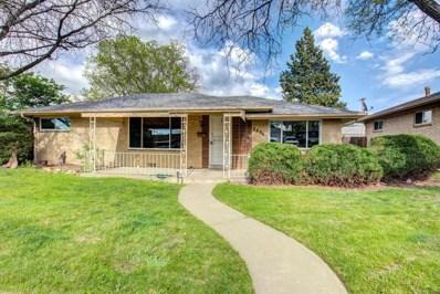 2686 S Lowell Boulevard, Denver, CO 80219 - #: 7646563