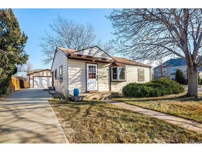 1102 Roslyn Street, Denver, CO 80220 - MLS#: 7649231