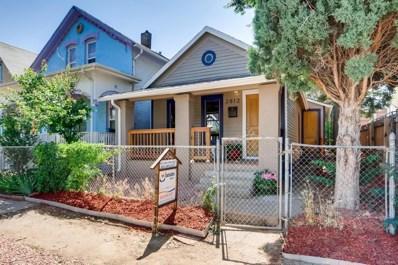2812 Stout Street, Denver, CO 80205 - #: 7651225