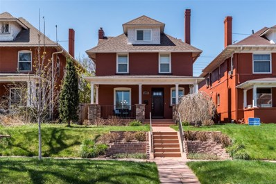 2323 N Gaylord Street, Denver, CO 80205 - #: 7654150