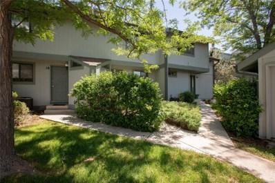 1610 Westbridge Drive UNIT 20, Fort Collins, CO 80526 - MLS#: 7670268