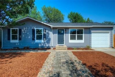 2530 Cather Avenue, Colorado Springs, CO 80916 - MLS#: 7672507