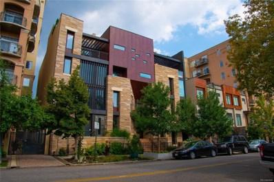 1136 Cherokee Street, Denver, CO 80204 - #: 7672943