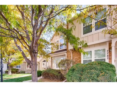 7780 S Steele Street, Centennial, CO 80122 - MLS#: 7673873