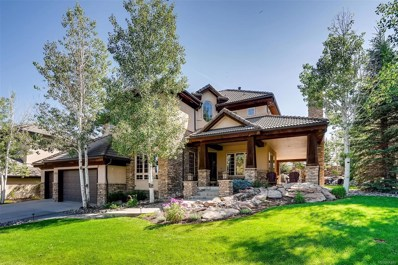 9542 E Silent Hills Place, Lone Tree, CO 80124 - #: 7678847