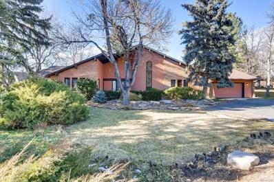 7273 Old Post Road, Boulder, CO 80301 - MLS#: 7679446