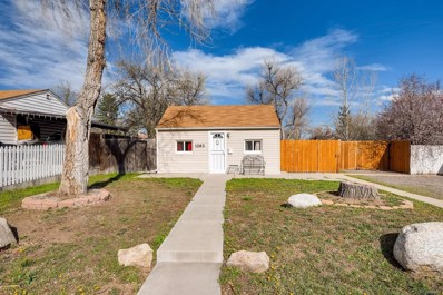 1262 S Perry Street, Denver, CO 80219 - MLS#: 7681797
