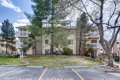 12504 E Cornell Avenue UNIT 103, Aurora, CO 80014 - MLS#: 7682450