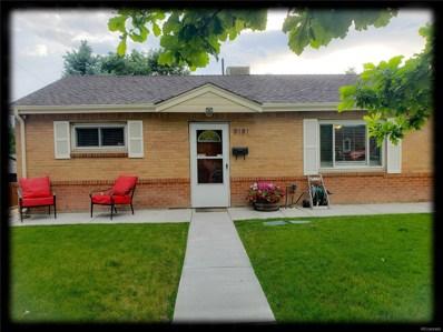 9181 Emerson Street, Thornton, CO 80229 - #: 7685936