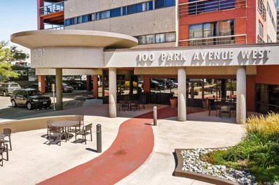 100 Park Avenue UNIT 505, Denver, CO 80205 - #: 7688073