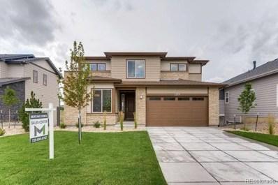 22571 E Hinsdale Avenue, Aurora, CO 80016 - MLS#: 7692440