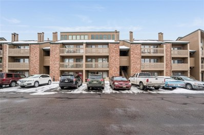 12366 W Nevada Place UNIT 305, Lakewood, CO 80228 - #: 7692688