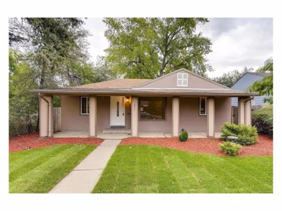 1274 Verbena Street, Denver, CO 80220 - MLS#: 7699533