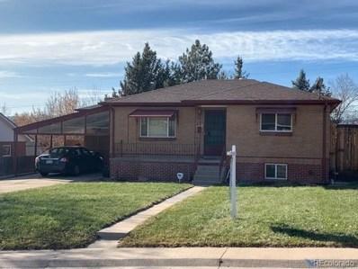 4885 Fenton Street, Denver, CO 80212 - #: 7700971