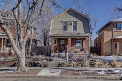 1048 Milwaukee Street, Denver, CO 80206 - #: 7701189