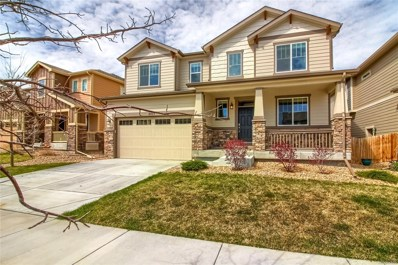 11727 Laredo Street, Commerce City, CO 80022 - #: 7701429