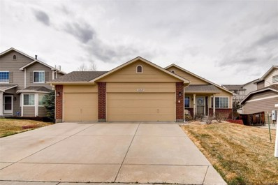 12627 Buckhorn Creek Street, Parker, CO 80134 - MLS#: 7702644