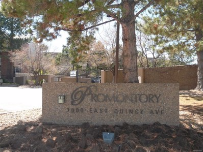 7000 E Quincy Avenue UNIT 305, Denver, CO 80237 - MLS#: 7705123