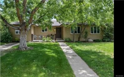 1570 S Garfield Street, Denver, CO 80210 - MLS#: 7708053