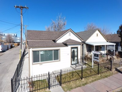1221 Bruce Randolph Avenue, Denver, CO 80205 - #: 7712206