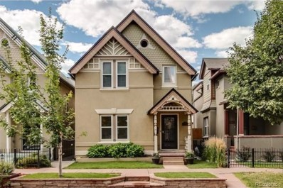924 E 22nd Avenue, Denver, CO 80205 - MLS#: 7713544