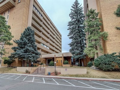 8060 E Girard Avenue UNIT 1020, Denver, CO 80231 - MLS#: 7719718