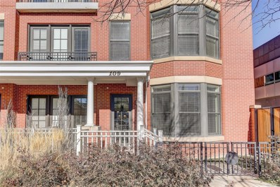 410 Acoma Street UNIT 109, Denver, CO 80204 - MLS#: 7720271