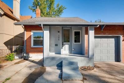 125 E Maple Avenue, Denver, CO 80209 - MLS#: 7724199